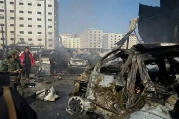 داعش مسئولیت انفجار در منطقه سیده زینب (س) دمشق را بر عهده گرفت