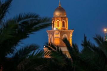 گزارش تصویری مسجد کوفه