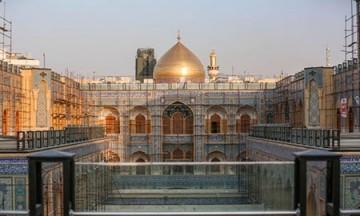 گزارش تصویری صحن حضرت زهرا (س)؛ بزرگترین پروژه عتبات عالیات