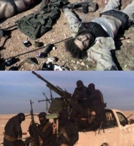 حضور داعش در مرزهای سوریه ولبنان