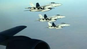 آمریکا از 27 حمله علیه داعش خبر داد