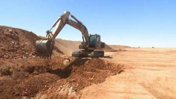 حفر خندق 70 کیلومتری برای مقابله با عملیات تروریستی در کربلا