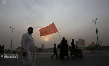 بغداد اعلام کرد تاکنون نزدیک به 1 میلیون و 800 هزار زائر اربعین وارد عراق شدهاند
