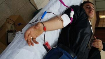 فرهنگ عاشورایی اهدای خون ایران٬ الگویی برای شیعیان جهان