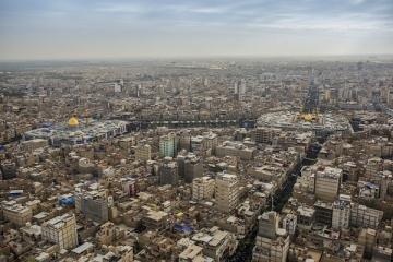 فرماندار کربلا در مشهد: ارتباط متقابل زمینه ساز خروج از بحران مالی کربلا
