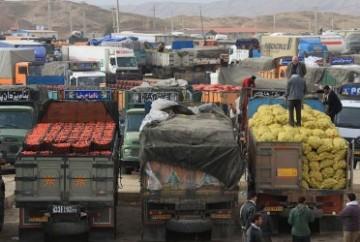عراق از توقف مبادلات تجاری در 3 گذرگاه مرزی با ایران خبر داد