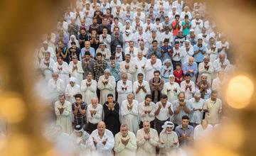دو غزل از صائب تبریزی و سید رضا مؤید در وداع ماه مبارک رمضان و آمدن عید فطر