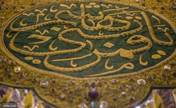 مروری بر چند قصیده با ردیف دست / گلچین اشعار به مناسبت تاسوعا