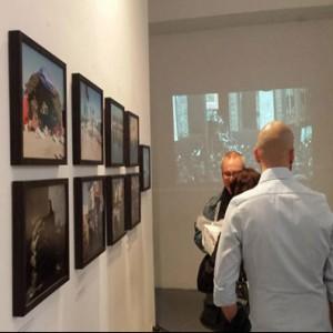 نمایشگاه عکس عاشورا در رم
