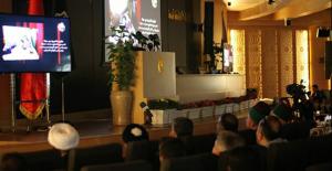 اولین همایش تراتیل سجادیه در کربلا به پایان رسید