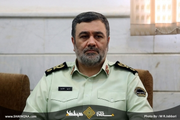 فرمانده نیروی انتظامی خبر داد: بازگشت بیش از نیمی از زائران اربعین حسینی به کشور