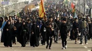 ثبتنام زائران پیادهروی اربعین حسینی از ۲۰ آبان