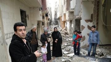 کارگردان ایرانی و فیلم سازی در دمشق