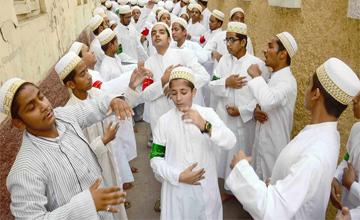 آیین بزرگداشت محرم در هندوستان + تصاویر