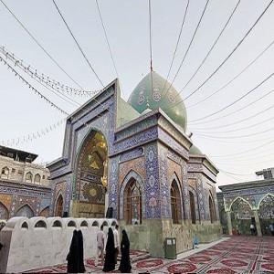 صحن خیمهگاه امام حسین (ع) مسقف میشود