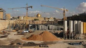بازسازی عتبات عالیات عراق فقط با نذورات