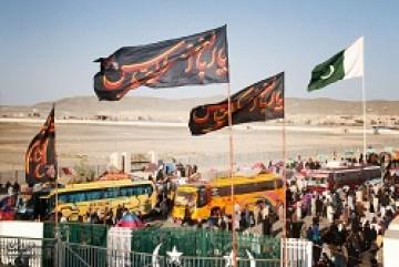 تسهیل تردد زائران پاکستانی از ایران به عراق