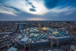 ورود ١ میلیون نفر در عید غدیر به کربلا