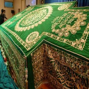 هنر ایرانی زینت بخش مرقد مطهر امام حسین علیهالسلام