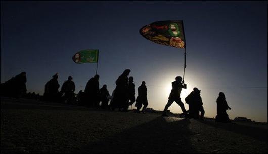 حضور یک و نیم میلیون ایرانی در اربعین کربلا