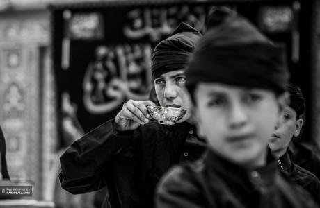 نوجوانان حسینی، عزادار سید الشهداء علیه السلام