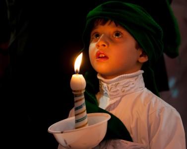 مناجات و توسل به امام حسین علیه السلام