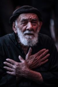 عکس پیرغلام اباعبدالله الحسین (ع)