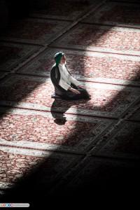 رازو نیاز در حرم امام حسین علیه السلام
