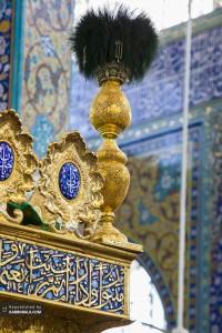 حرم حضرت زینب سلام الله علیها