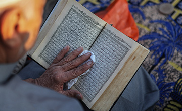 چگونگی خواندن صد لعن و سلام زیارت عاشورا