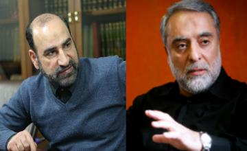 نگاه دکتر سنگری و دکتر رجبی دوانی به قیام حضرت مسلم در مستند فرا تر از تاریخ