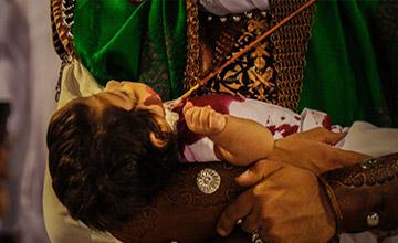 پرونده صوتی شب هفتم، حضرت علی اصغر(ع)