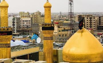 تاریخ مقبره امام حسین (ع) پس از صفویان