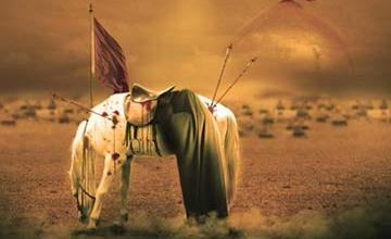 آیا در روز عاشورا تا رکاب امام حسین (ع) خون جمع شده بود؟