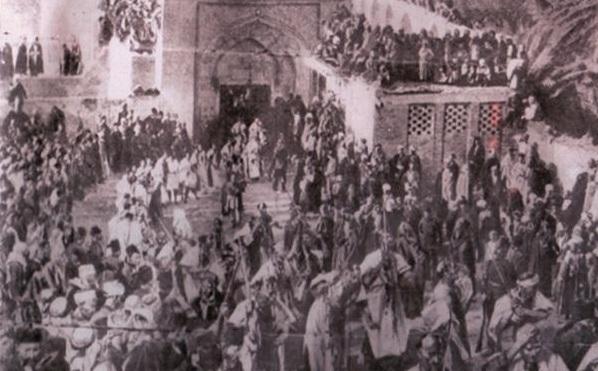 مسیر ها و چگونگی سفر زیارت امام حسین (ع) در دورانی که وسیله نقلیه امروزی وجود نداشت
