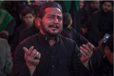 اشک بر امام حسین علیه السلام