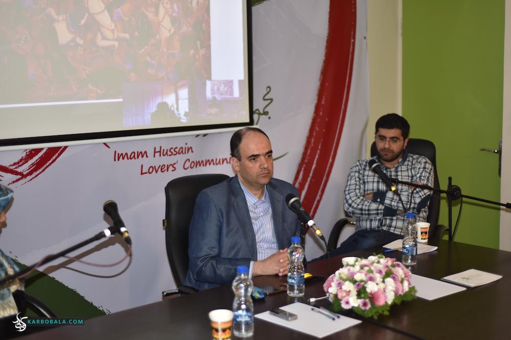 با حضور 5 پژوهشگر فرهنگی، دینی و اجتماعی نشست «اثرگذاری عاشورا بر زندگی اجتماعی» برگزار شد