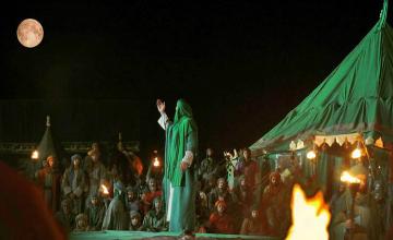 صحبتهای امام حسین (ع) و محمد بن حنفیه در مورد علت حرکت امام حسین (ع)