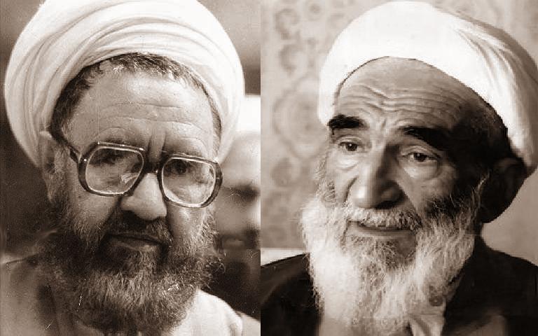 تفاوت بحث علم امام حسین (ع) از دیدگاه<br>مرتضی مطهری و صالحی نجف آبادی