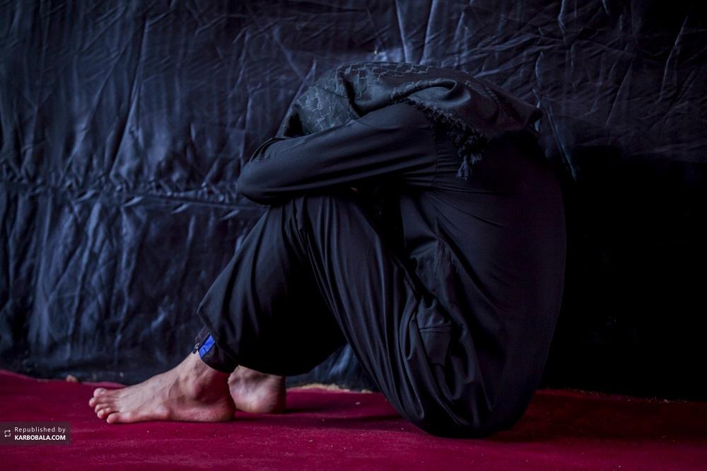 آیا اشک بر امام حسین (ع) کل گناهان را می آمرزد؟