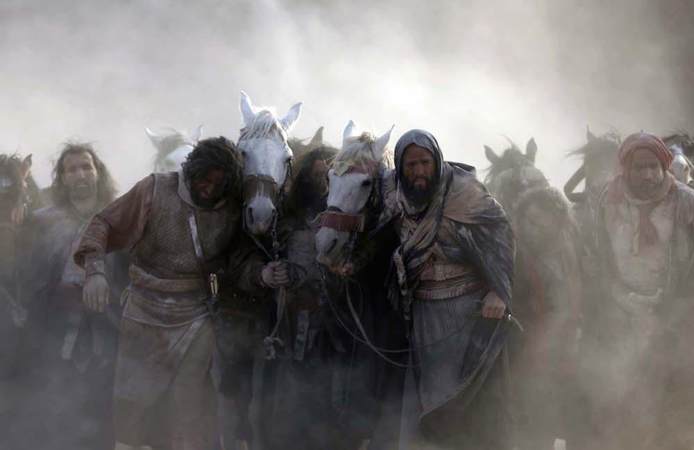 تصاویر باکیفیت از فیلم رستاخیز (قسمت اول)