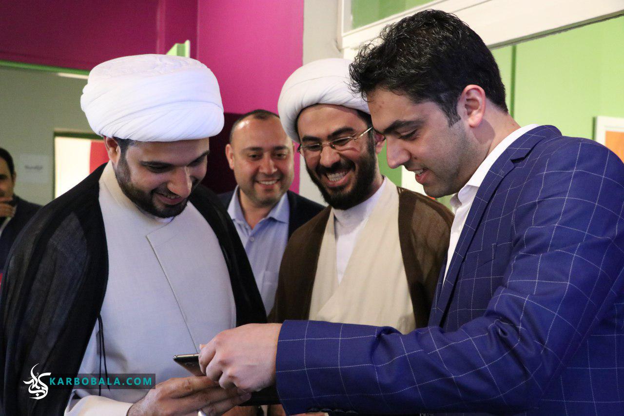 نخستین روز گردهمایی مجمع دوستداران امام حسین (ع) در زیتون برگزار شد