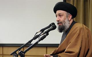 حجه الاسلام والمسلمین سید محمد باقر علوی تهرانی