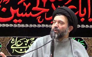 حجه الاسلام والمسلمین دکتر حجازی