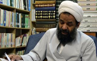 حجت الاسلام عبد الحسین بندانی نیشابوری