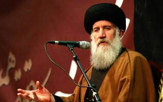 حجت الاسلام سید عبدالله فاطمی نیا